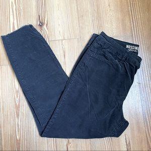 Mossimo high waist skinny crop pant SIZE 8